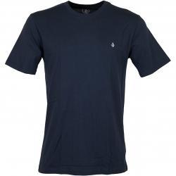 Volcom T-Shirt Stone Blanks dunkelblau