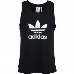 Adidas Originals Tanktop Trefoil schwarz