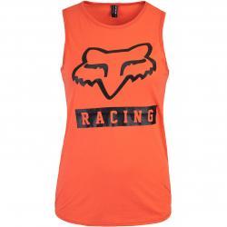 Fox Born and Raised Damen Tanktop orange