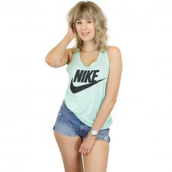 Nike Damen Tanktop Essential mint/schwarz
