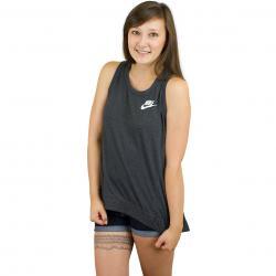 Nike Damen Tanktop Gym CLC schwarz/weiß