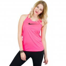 Nike Damen Tanktop Pro pink/schwarz