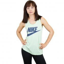 Nike Damen Tanktop Essential mint/blau