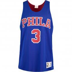 Mitchell & Ness NBA Allen Iverson Philadelphia 76ers Reversible Tank
