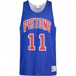 Mitchell & Ness NBA Isiah Thomas Detroit Pistons Reversible Tank