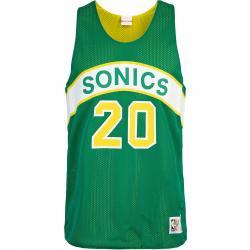 Mitchell & Nes NBA Gary Payton Seattle SuperSonics Reversible Tank