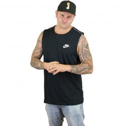 Nike Tanktop Advance 15 schwarz/weiß