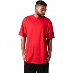 T-shirt Urban Classics Tall red