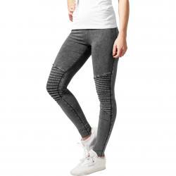 Urban Classics Leggings Denim Jersey Leggings darkgrey