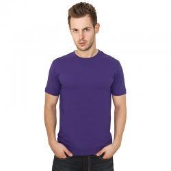 Urban Classics T-Shirt Basic Regular Fit purple