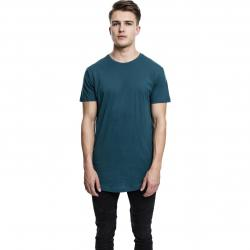 Urban Classics T-Shirt Shaped Long teal
