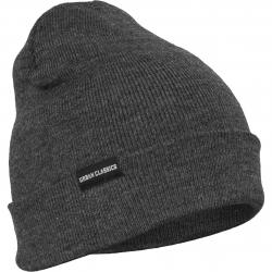 Urban Classics Basic Flap Beanie charcoal