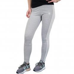 Adidas Originals Tights 3 Stripes grau