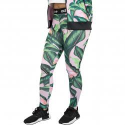 Adidas Originals Tights grün/rosa