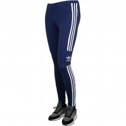 Adidas Originals Tights Trefoil dunkelblau