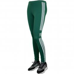Adidas Originals Tights Trefoil grün