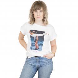 Dedicated T-Shirt Dirty Dancing The Lift weiß