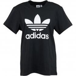 Adidas Originals Damen T-Shirt Boyfriend schwarz