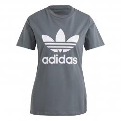 Adidas Trefoil Damen T-Shirt blau