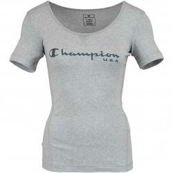 Champion Damen T-Shirt grau