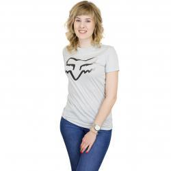 Fox Damen T-Shirt Certain grau