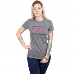 Fox Damen T-Shirt Listless grau