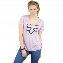Fox Damen T-Shirt Responded RL lila