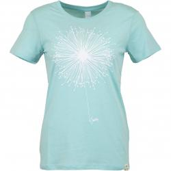 Iriedaily Damen T-Shirt Blowball mint