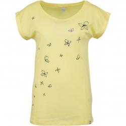 Iriedaily Damen T-Shirt Butterflies sun