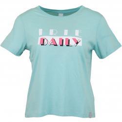 Iriedaily Damen T-Shirt My Ami mint
