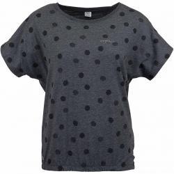Mazine Damen T-Shirt Wylie schwarz