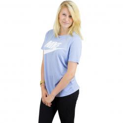 Nike Damen T-Shirt Essential aluminium
