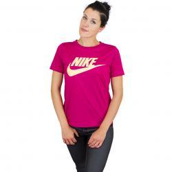 Nike Damen T-Shirt Essential fuchsia