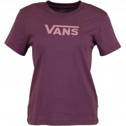 Vans Damen T-Shirt Flying V Classic weinrot