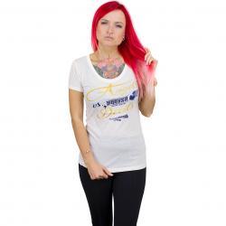 Yakuza Premium Damen T-Shirt 2236 weiß