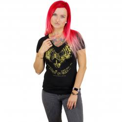 Yakuza Premium Damen T-Shirt 2336 schwarz