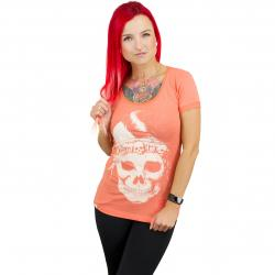 Yakuza Premium Damen T-Shirt 2430 orange