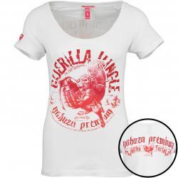 Yakuza Premium Damen T-Shirt 2630 weiß