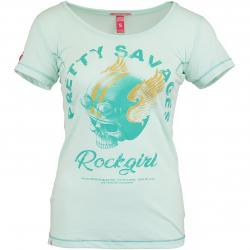 Yakuza Premium Damen T-Shirt 2633 mint