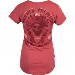 Yakuza Premium Damen Shirt 3031 rot