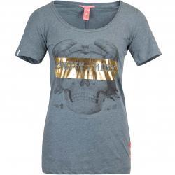 Yakuza Premium Damen Shirt 3032 graublau