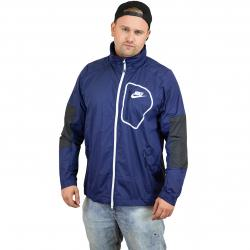 Nike Trainingsjacke Advance 15 blau/weiß