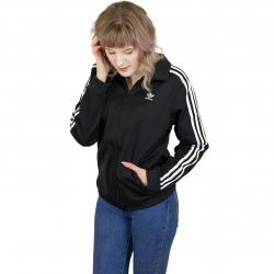 Adidas Originals Damen Trainingsjacke Contempt BB schwarz/weiß