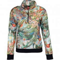 New Balance Damen Trainingsjacke Sweet Nectar mehrfarbig