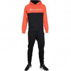 Champion Trainingsanzug Full Zip orange/schwarz