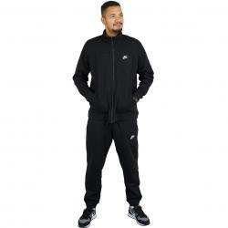 Nike Trainer Track Fleece schwarz/weiß