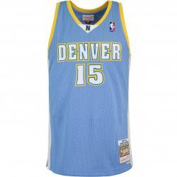 Mitchell & Ness NBA Swingman Carmelo Anthony Denver Nuggets 03/04 Trikot blau