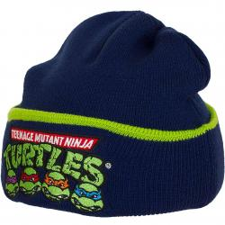 Heroes Headwear Kinder Beanie Turtles navy dunkelblau