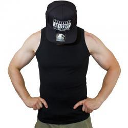 Urban Classics Slim Fit Rib Tanktop black