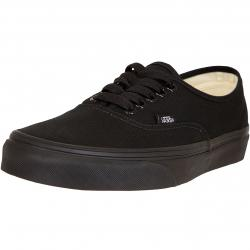 Vans Damen Sneaker Authentic schwarz
